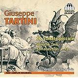 ジュゼッペ・タルティーニ:30の小さなソナタ集 第2集 ピーター・シェパード・スケアヴェズによる編曲版(GIUSEPPE TARTINI:30 Sonate piccole, Volume Two - Sonatas Nos. 7-12)