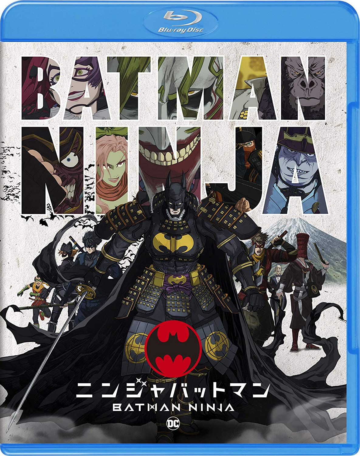 Amazon.com: Ninja Batman [Blu-ray] JAPANESE EDITION: Movies & TV