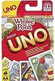 Uno Junior - Jeu de cartes - Winnie the Pooh - Mattel ref. 54480