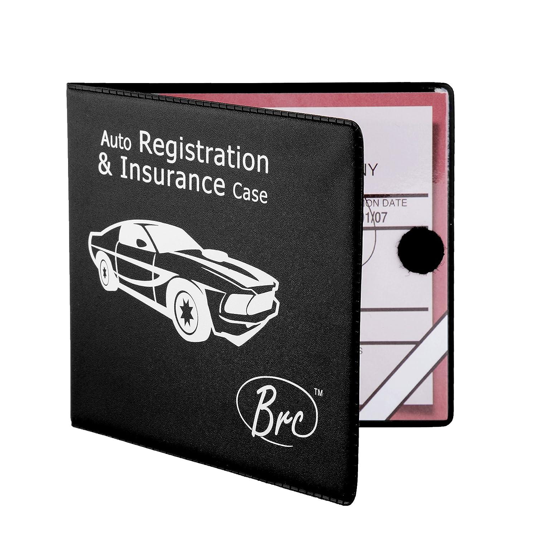 BRC Auto Registration & Insurance Case 482