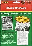 Edupress Reading Comprehension Social Studies Cards, Black History (EP63540)