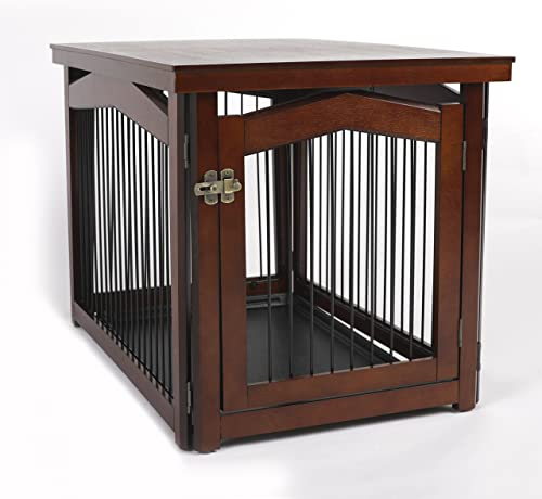 Merry-Pet-2-in-1-Configurable-Pet-Crate-and-Gate