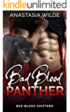 Bad Blood Panther (Bad Blood Shifters Book 4) (English Edition)