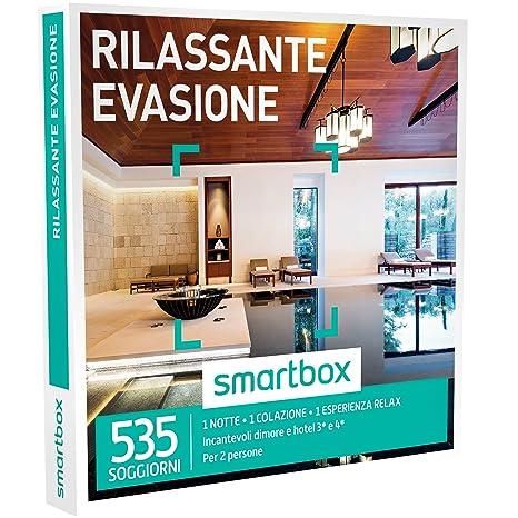 Smartbox - Cofanetto Regalo - RILASSANTE EVASIONE - 535 soggiorni ...