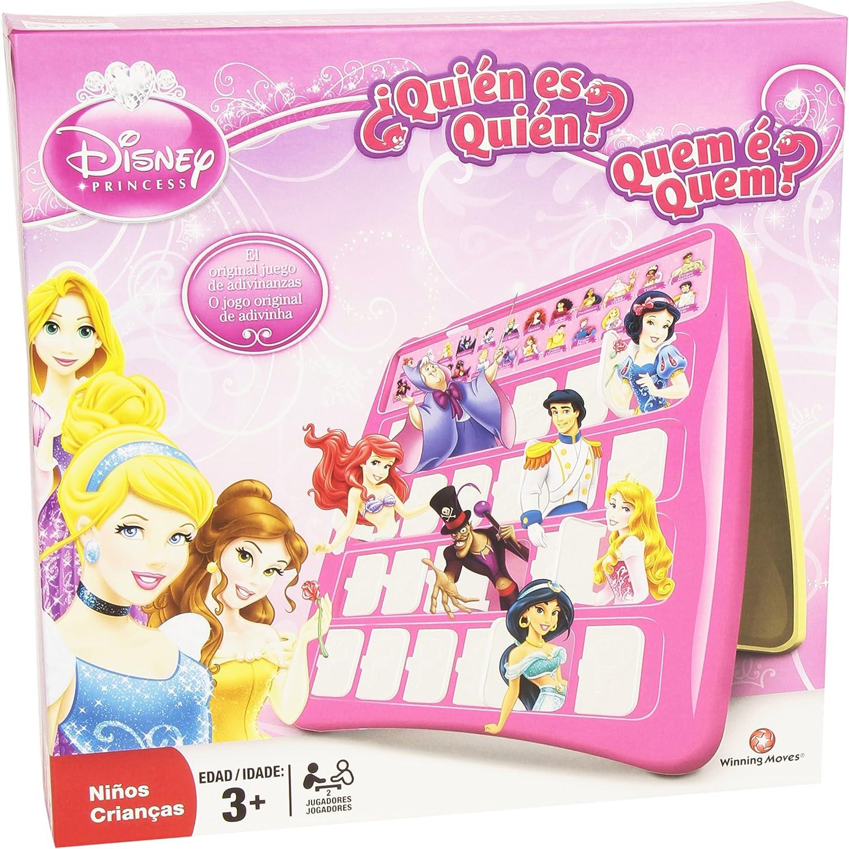 Disney Princesas Quién es Quién?, Juego de Mesa (Eleven Force ...