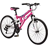 Genesis 26 Men S V2100 Dual Suspension Bicycle 92688