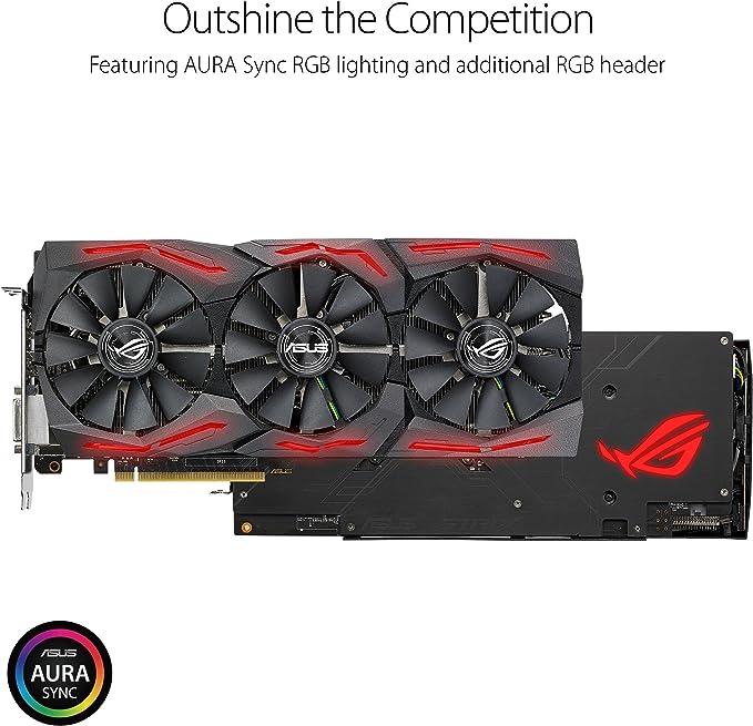 4 Pin Gaming Grafikkarte Lüfter Cooling Fans für ASUS DUAL-RX580-8G 13 Leaves