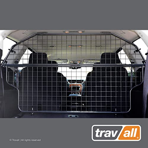 Travall Guard Plus Compatible with Chevrolet Traverse 2012-2017 TDG1437 – Rattle-Free Full Height Steel Vehicle Specific Pet Barrier