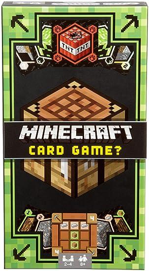 Mattel - Minecraft Juego de Cartas (DNG61)