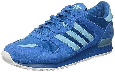 best website b840f 3783c adidas Unisex-Erwachsene Zx 700 Low-Top, Blau (Utility Vapour Blue