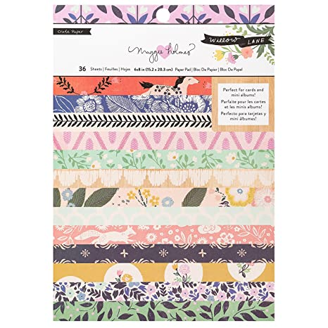 Multicolor Maggie Holmes 344490 Paper Pad