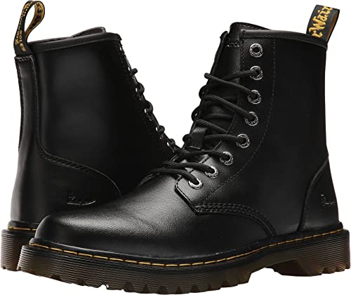 Dr. Martens Brown Leather Combat Boots Mens 11