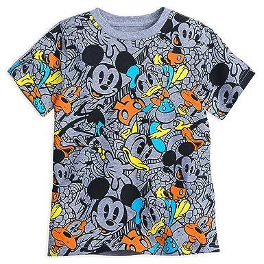 817808231 Amazon.com  Disney Mickey Mouse Friends Cartoon T-Shirt Boys Size XS ...