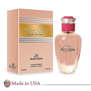 Amazon Silver Lining Designer Perfume For Women By Jean Rish