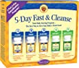 Nature's Secret 5-Day Fast and Cleanse Kit