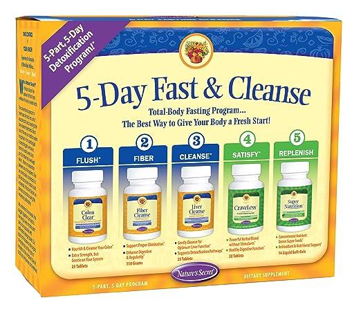 デトックスダイエット 5日間集中 断食セット 5-Day Fast & Cleanse