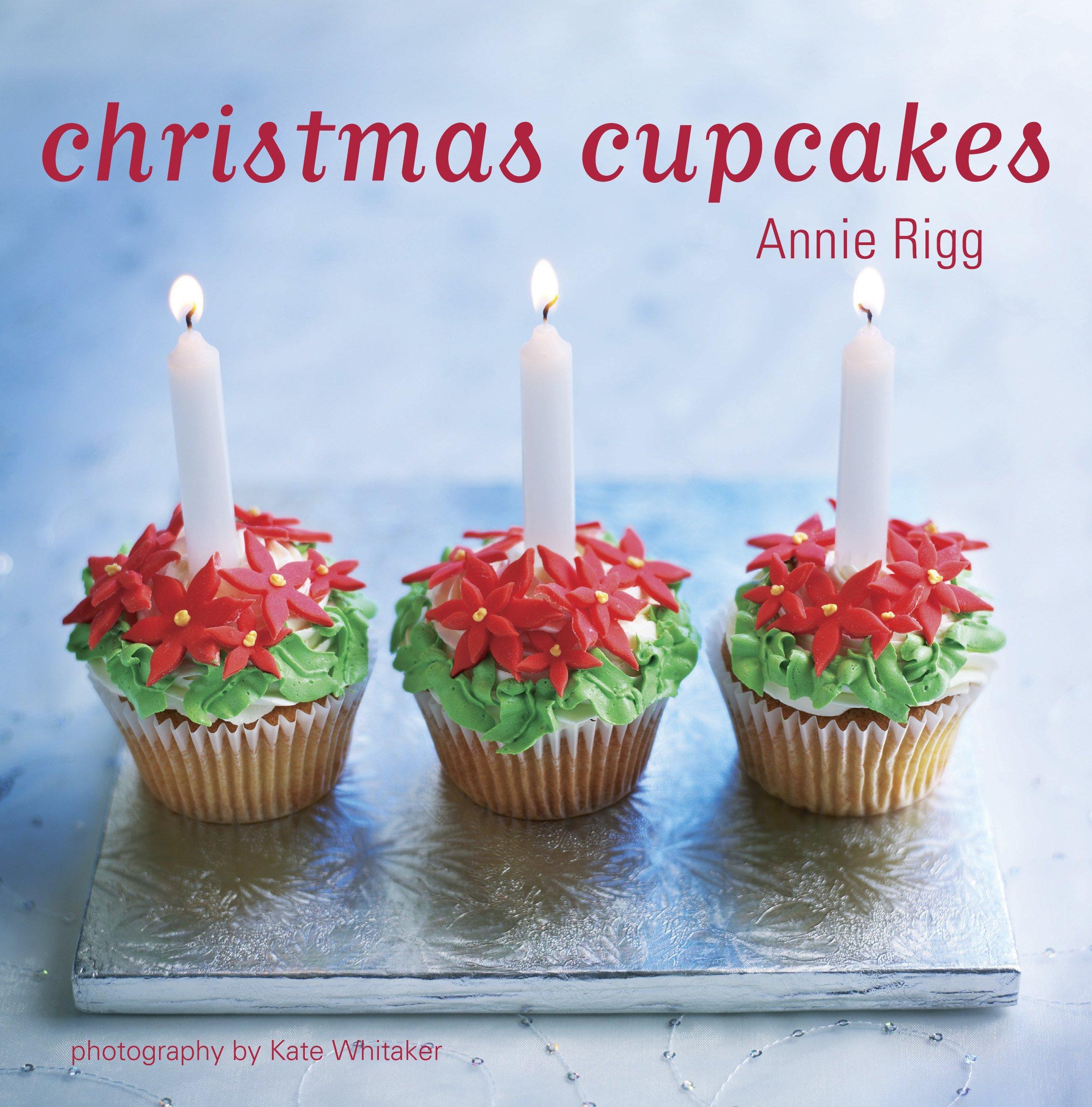Christmas Cupcakes Amazon Co Uk Annie Rigg 9781849751506 Books