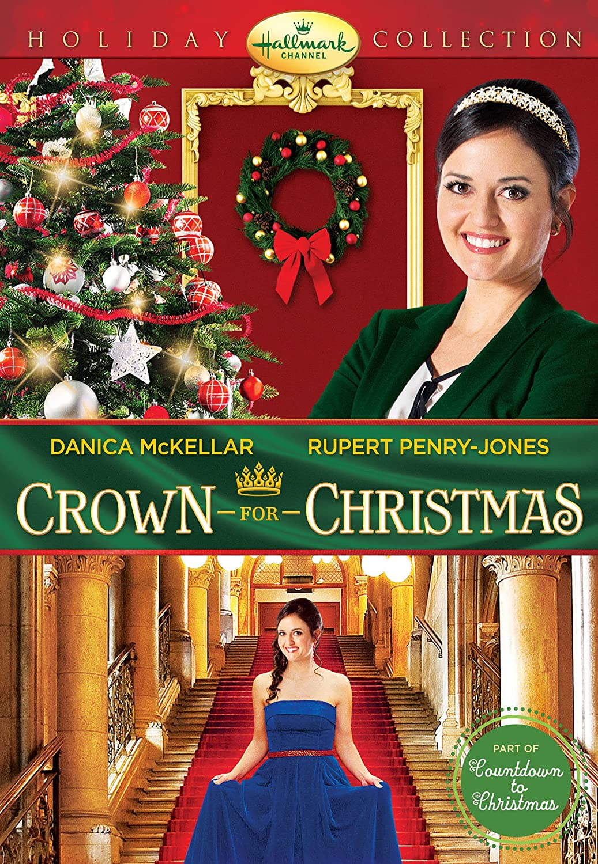Amazon.com: Crown for Christmas: Danica McKellar, Rupert Penry-Jones ...