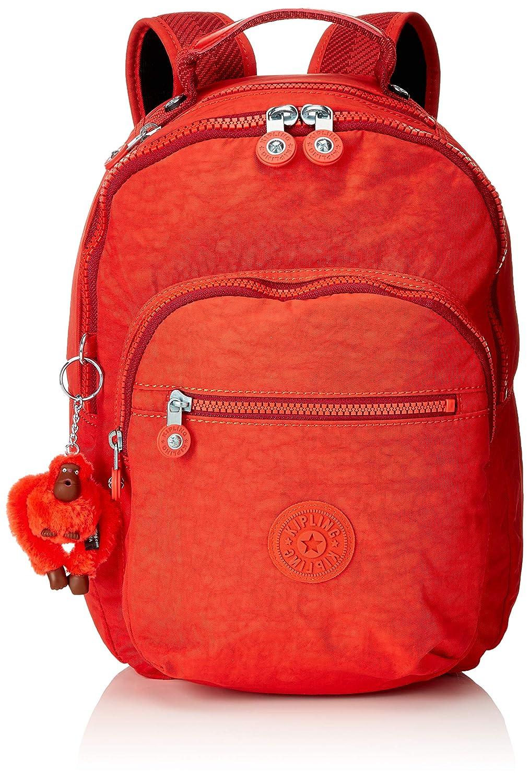 MultiCouleure (Dynamic Dots)  Kipling CLAS SEOUL S voituretable, 34 cm, 10 liters, Rouge (Active rouge)