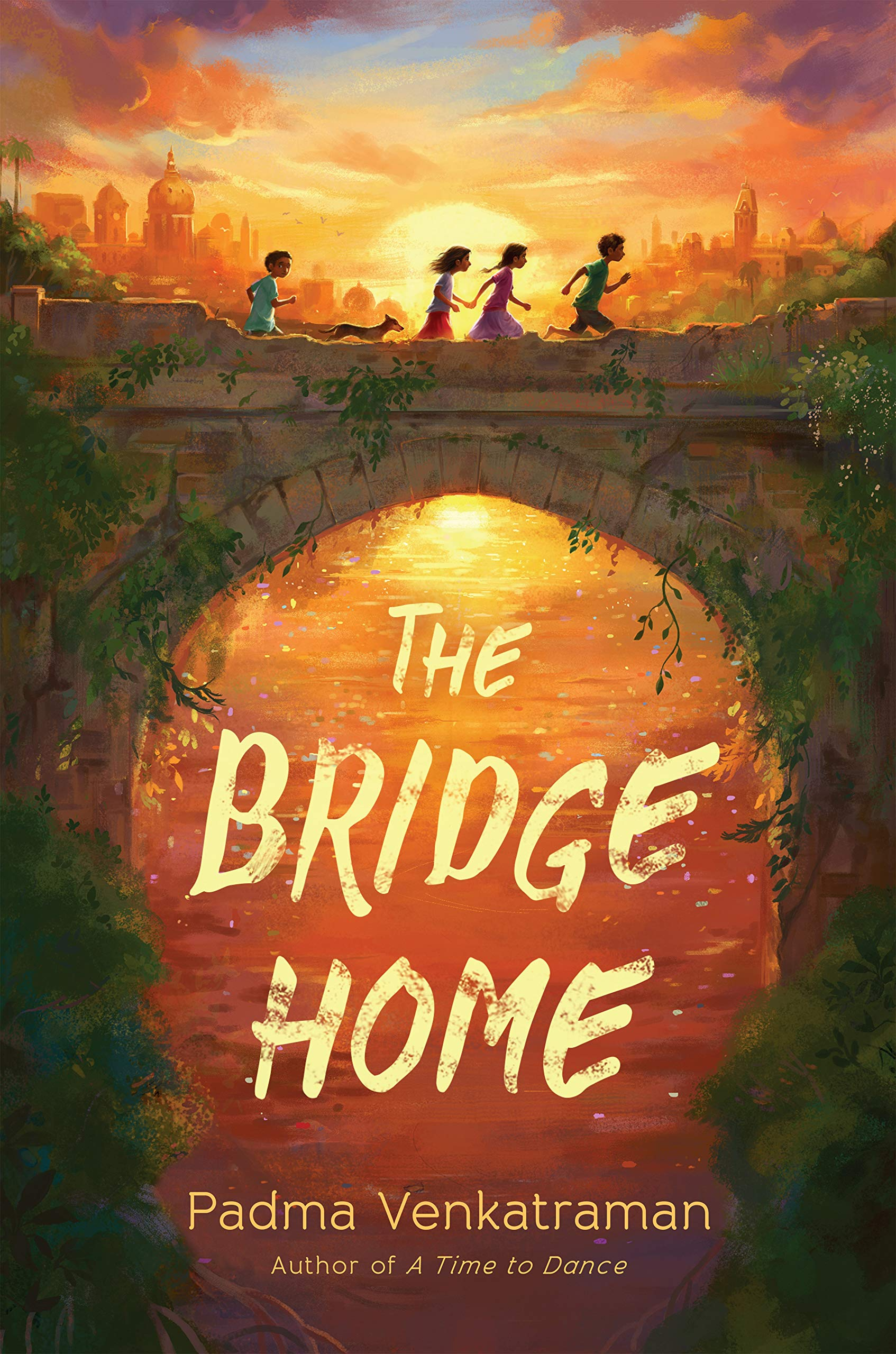 Amazon Fr The Bridge Home Padma Venkatraman Livres