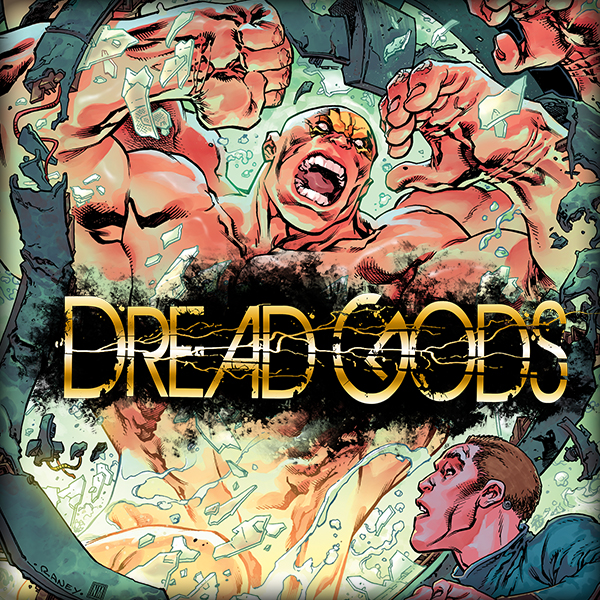 Dread Gods (Issues) (4 Book Series)