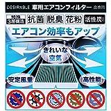 デンソー(DENSO)カーエアコン用フィルター クリーンエアフィルター DCC3006 (014535-1630)※必ず車種別適合をご確認下さい