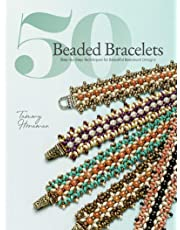 50 Beaded Bracelets: Step-by-Step Techniques for Beautiful Beadwork Designs