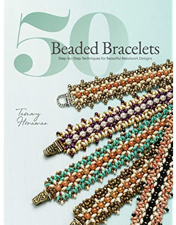 Image result for 50 BEADED EARRINGS: Step-by-Step Techniques for Beautiful Beadwork Designs by Tammy Honaman