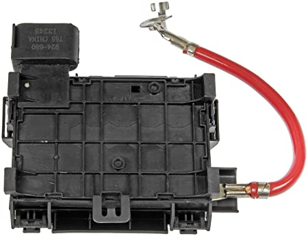 91bvUAtKNiL._SX450_ amazon com dorman 924 680 high voltage fuse box automotive 2000 VW Beetle Alternator Wiring Harness at readyjetset.co