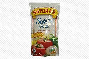 Naturas Sofrito Sauce 8 oz - Salsa Sofrito Criollo