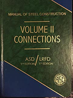 aisc manual of steel construction load and resistance factor design rh amazon com NYS Steel Construction Manual AISC Steel Construction