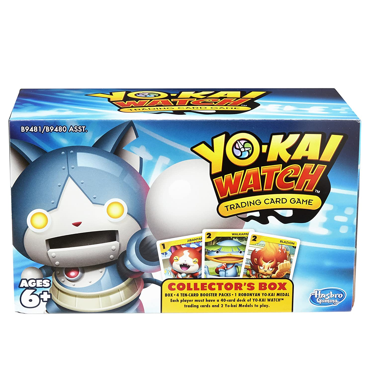 yo kai watch card game