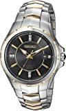Seiko Men's Coutura Japanese-Quartz Watch with Stainless-Steel Strap, Two Tone, 26.3 (Model: SNE444)