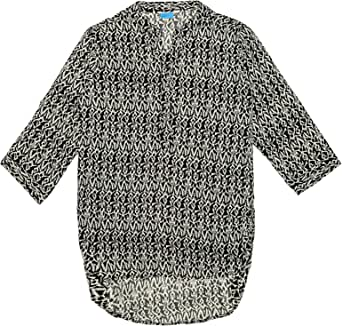 Veronica Printed Blouse For Women - M