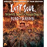 Lost Soul: The Doomed Journey of Richard Stanley's Island of Dr. Moreau (Blu-ray + DVD + CD)