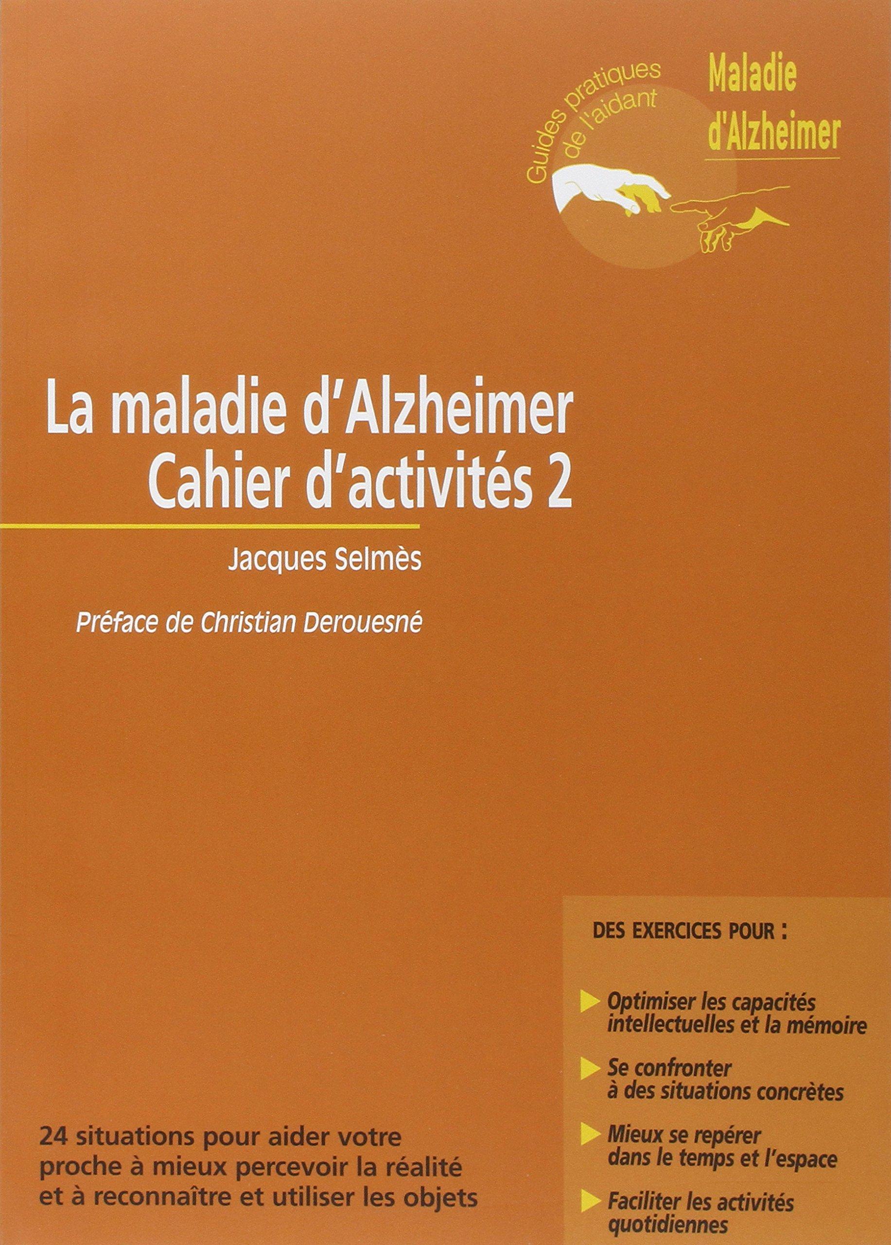 Berühmt Amazon.fr - La maladie d'Alzheimer - Cahier d'activités 2: 24  PY44