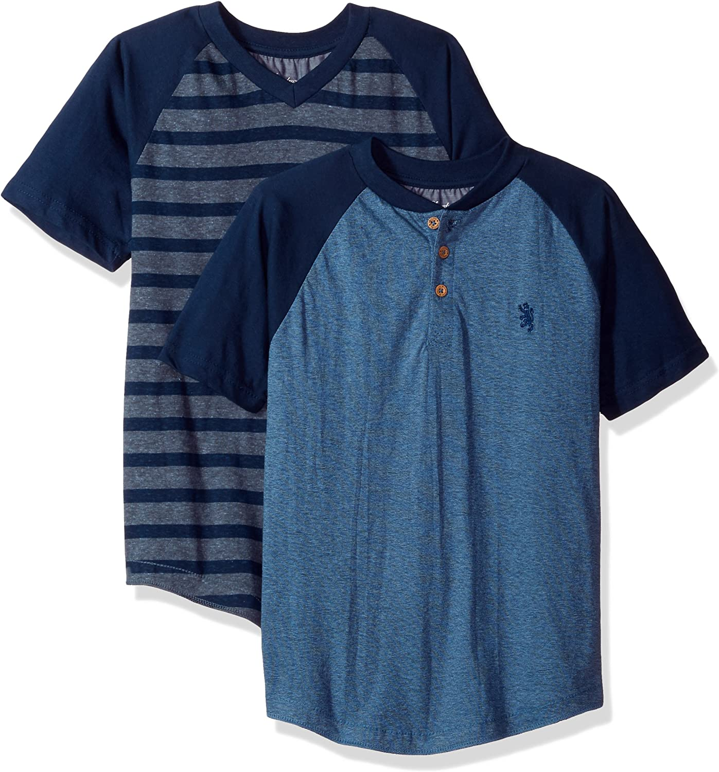 English Laundry Boys' 2 Pack T-Shirt (More Styles Available)