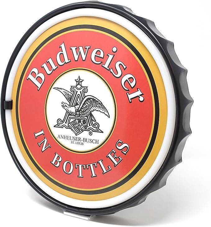 Amazon.com: Producto oficial de anheuser Busch Budweiser ...
