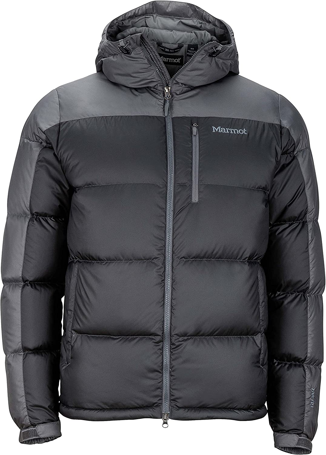 Marmot Men's Guides Down Hoody Winter Puffer Jacket, Fill Power 700