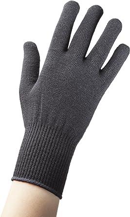 Edz Merino Wool Thermal Liner Gloves Black Amazon Co Uk Clothing