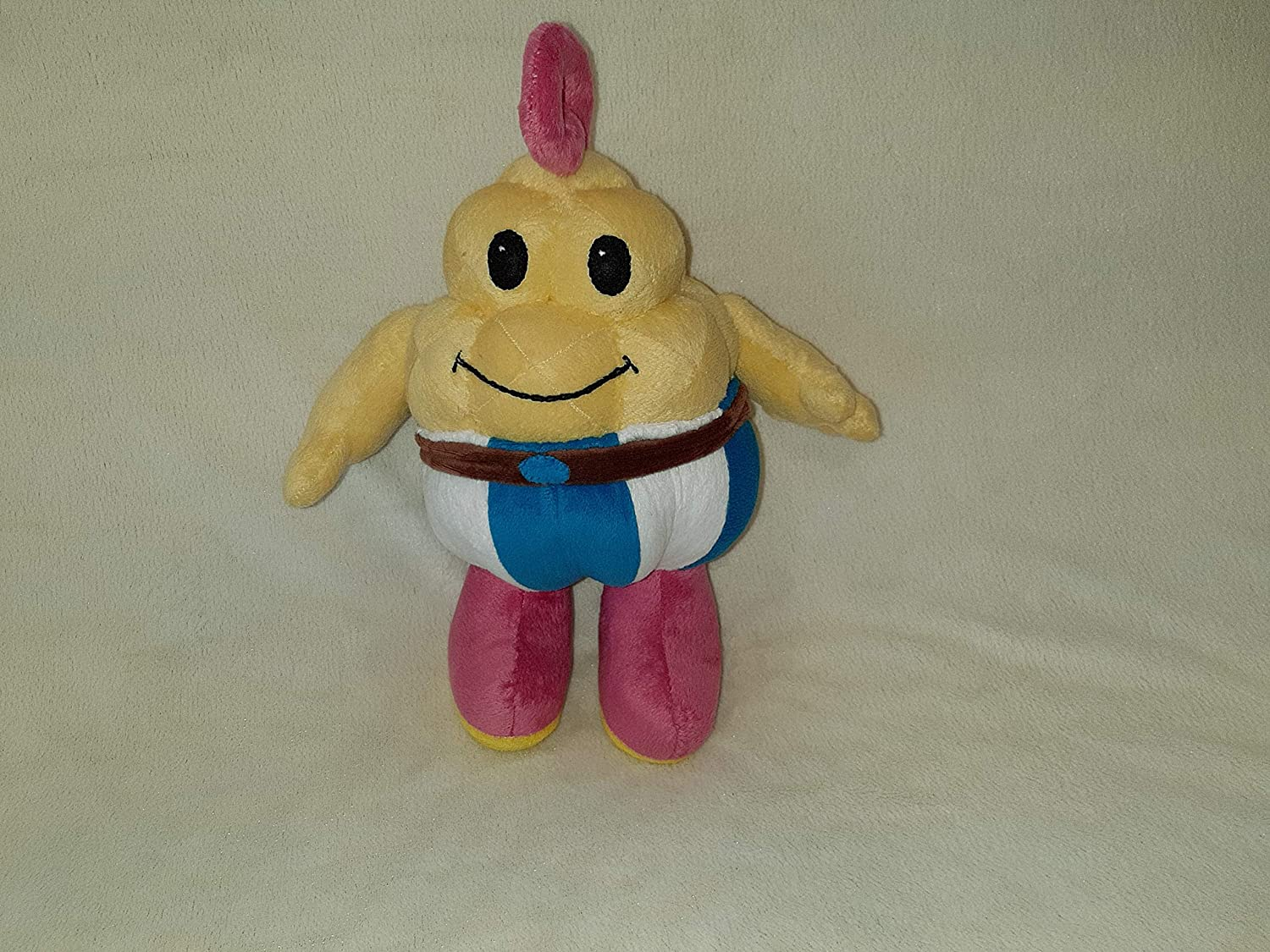 Custom toy inspired Mallow From Super Mario made to order 30 cm minky
