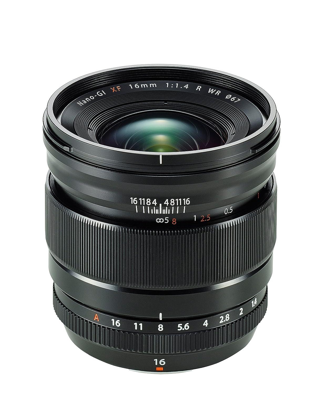 Fujifilm FUJINON Lens XFmm F R WR Objetivo para cámara color negro