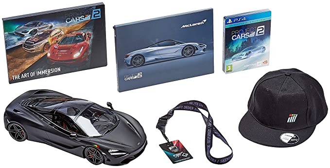 889f1ac134 Project CARS 2 - Ultra Collector s Edition (exkl. bei Amazon.de ...