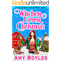 Witcher Upper Christmas (Magical Renovation Mysteries Book 4)