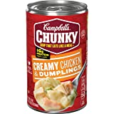 Campbell's Chunky Soup, Creamy Chicken & Dumplings, 18.8 oz Can