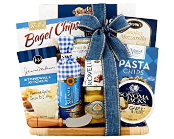 wine country gift baskets meat and cheese collection