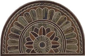Mohawk Home Boardwalk Path Door mat, 2'x3', Brown