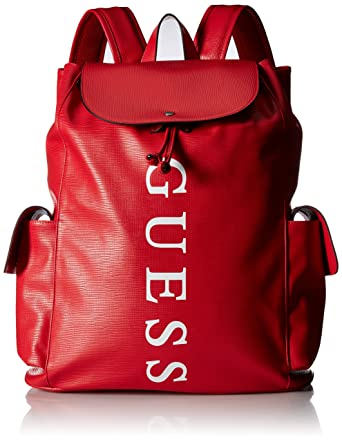 Amazon.com  GUESS 22 XL Backpack RED  Clothing 8a61e9d5a156c