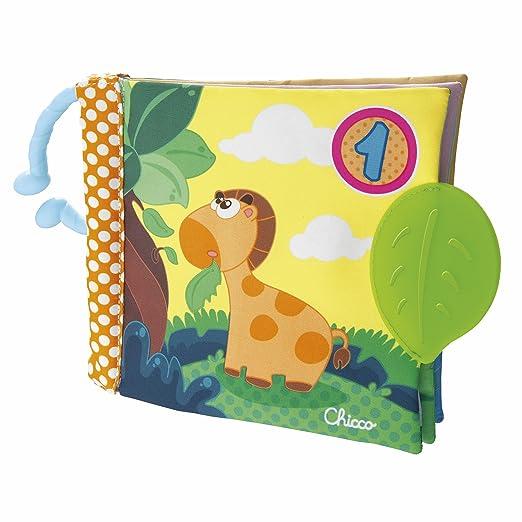 72 opinioni per Chicco 72376- Gioco Baby Senses Libro 1- 2- 3 New