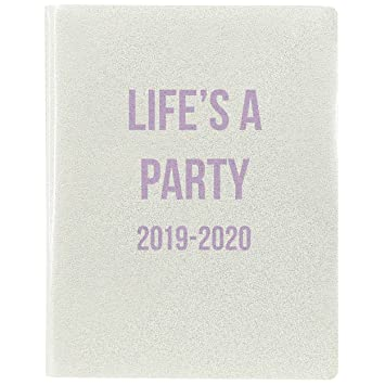 Amazon.com : Graphique PVC Agenda, Clear Glitter Vinyl - 18 ...